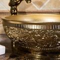 Handmade Ceramic Art Wash Basin
