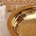 Handmade Kitchen Above Counter Top Wash Basin Sinks Ceramic Hand Wash Basin Sink 1