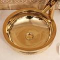Handmade Kitchen Above Counter Top Wash Basin Sinks Ceramic Hand Wash Basin Sink 5