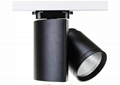 2/3/4phase LED Track Lights with Sharp chips 2