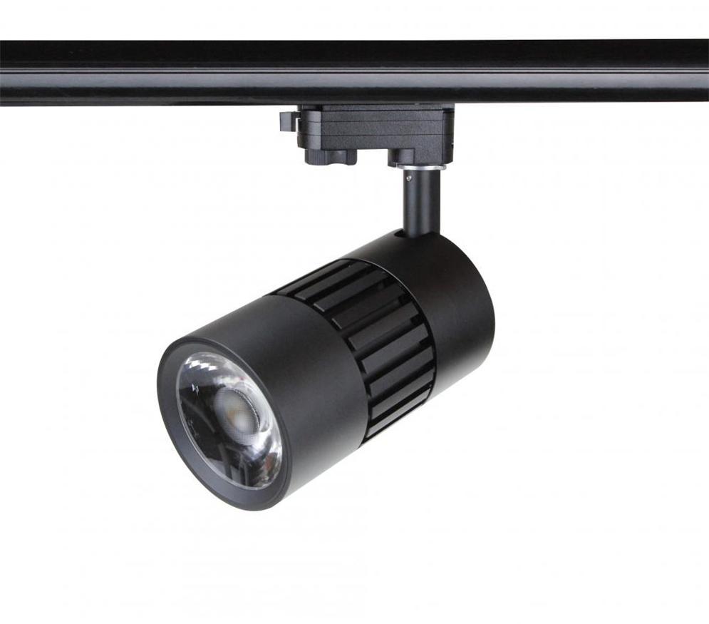30W Modern Indoor LED Track Lighting 4 Wires 1