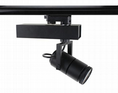 45W COB LED Track Lights High Luminance For Spot lighting