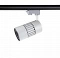 LED Track Light Fixtures 30W COB Cree