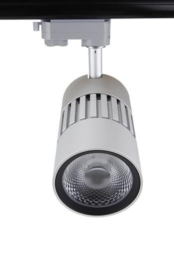 15W COB LED Track Lights With Adjustable Angle 2