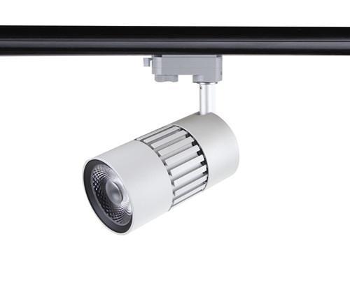15W COB LED Track Lights With Adjustable Angle 1