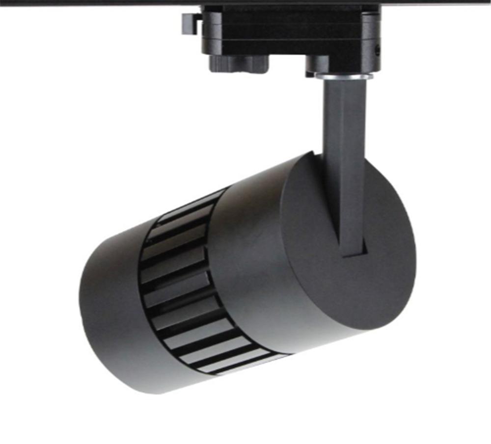 LED COB Track Lighting Fixtures 30W 2570lm 4