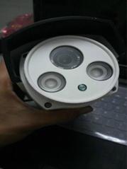 高清网络监控摄像机