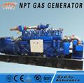 silent 400kw natural gas generator