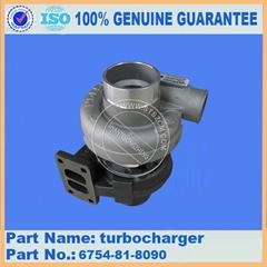 excavator spare parts PC200-8 turbocharger 6754-81-8090
