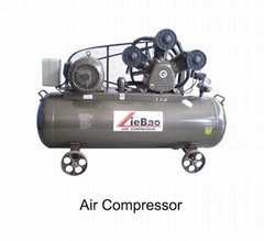air compressor of asphalt mixing plant and concrete batching plant