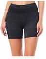 Women's Mesh shorts Workout Yoga Pants