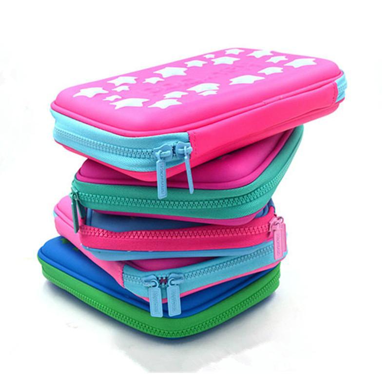 Portable Hard Pencil Case for kids 4