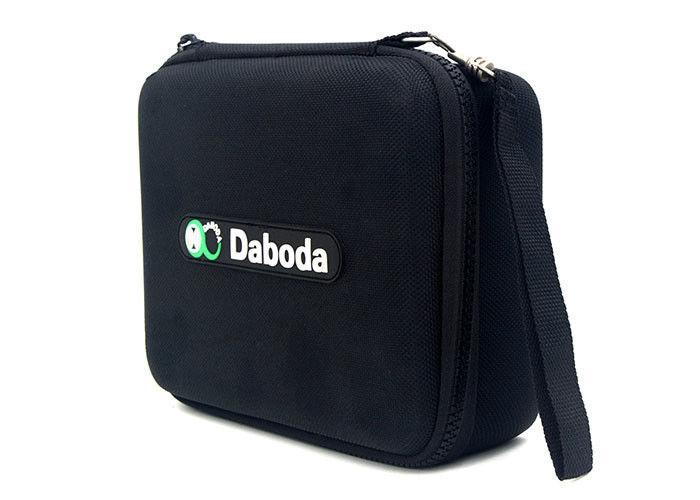 EVA Hard Carrying Case Nylon 1680D With Plastic Black Plating Zipper 1