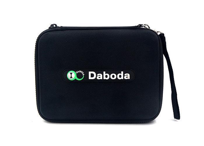 EVA Hard Carrying Case Nylon 1680D With Plastic Black Plating Zipper 2