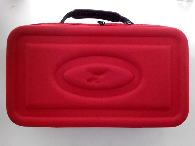 Custom Eva Carrying Case for Nintendo Game Console Storage Case 3