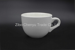porcelain coffee mug gift product promotion can be OEM