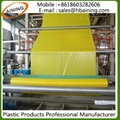 200 Micron UV Resistant Greenhouse Plastic Film for Agriculture 1