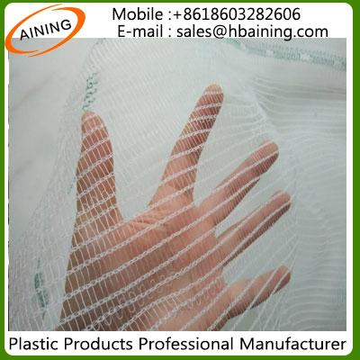 HDPE White Color Hail Protection Net 1