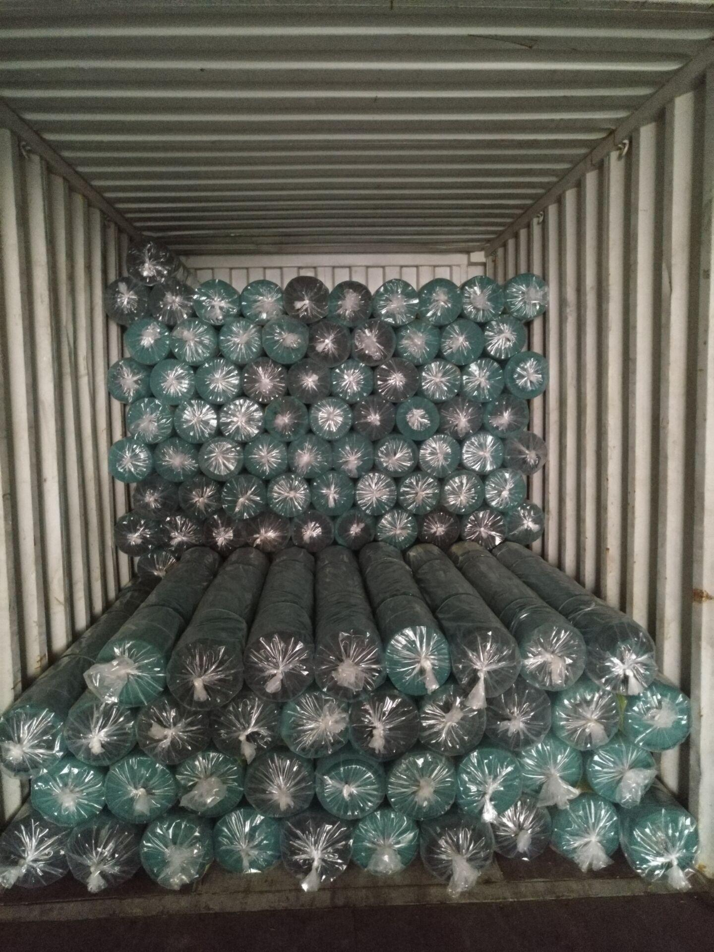 Recycle Green MONO Wire Scaffold Safety Net 3