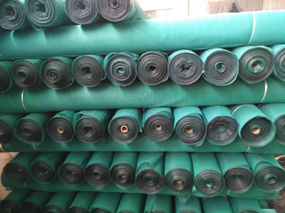 Recycle Green MONO Wire Scaffold Safety Net 4