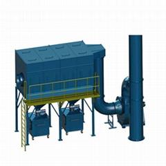 工業除塵設備 廠家供應防爆型中央集塵器