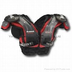 Riddell EVX 18 Adult Football Shoulder Pads