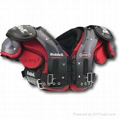 Riddell EVX 57 Adult Football Shoulder Pads