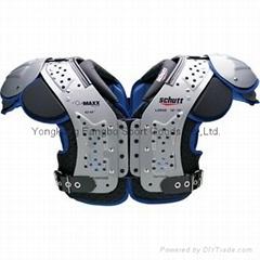 Schutt O2 Maxx Flex Adult Football Shoulder Pads - All Purpose