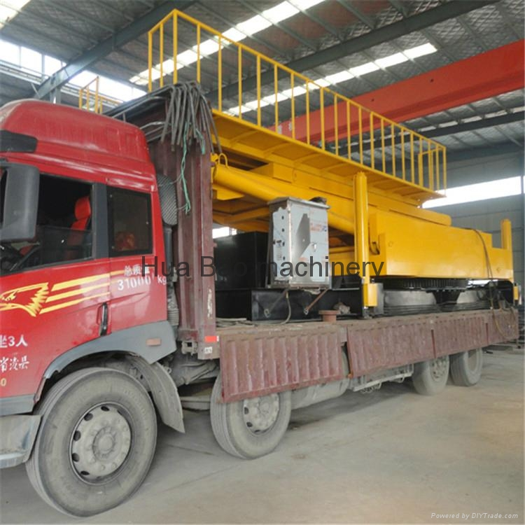 8T 23m Factory Direct Supplier  multifunction hydraulic tower crane  2
