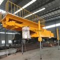 8T 23m Factory Direct Supplier  multifunction hydraulic tower crane  3