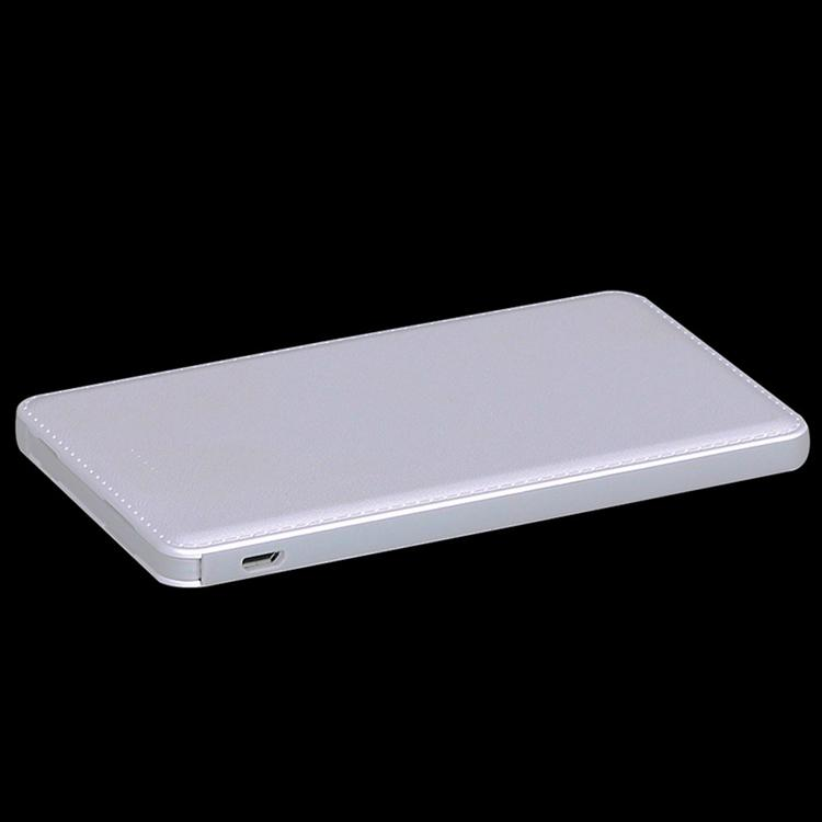 OEM usb charger power bank 5000mah mobile charger with built in cable 5