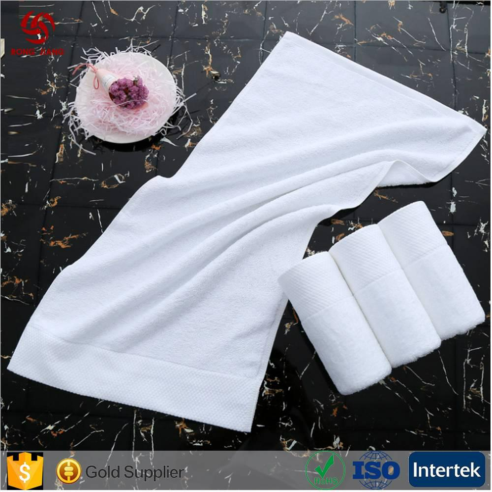 China Factory Direct Sell 100% Cotton Bath Towel and Face Towel for 5 Star Hotel 2