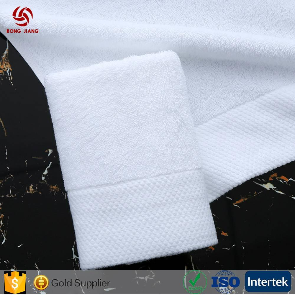 China Factory Direct Sell 100% Cotton Bath Towel and Face Towel for 5 Star Hotel 4