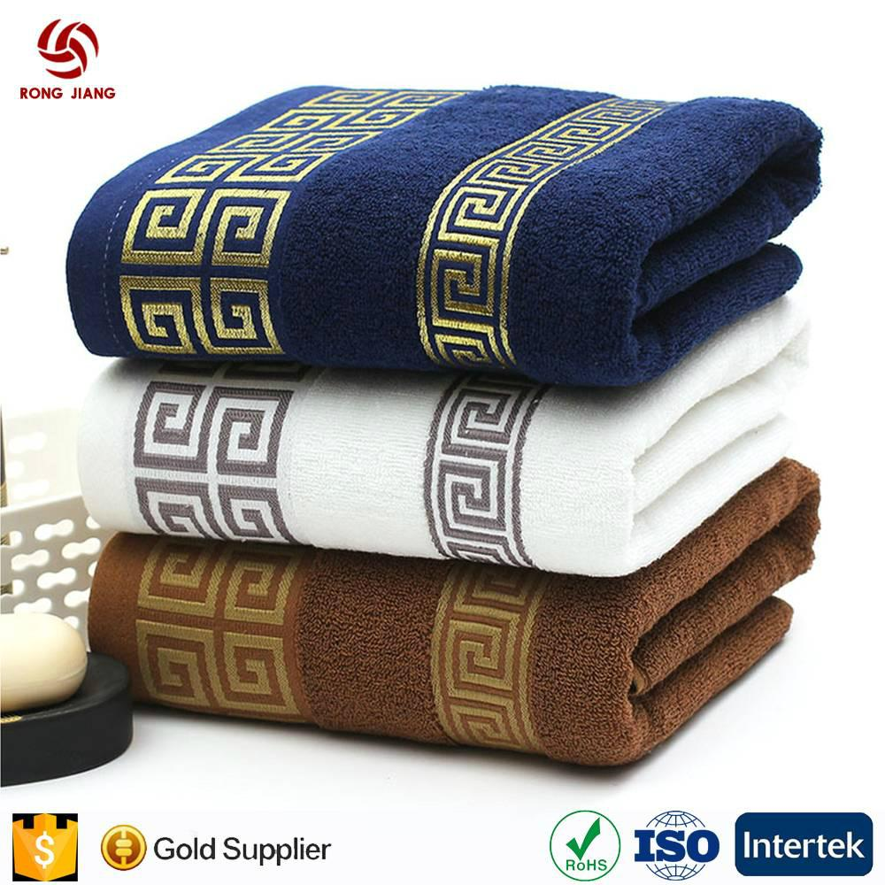 China Factory Direct Sell 100% Cotton Towels With Customer Design and Logo 1