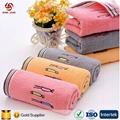 China Factory Provid Hot Sell 100% Cotton Face Towel Set for 5 Star Hotel with F 3