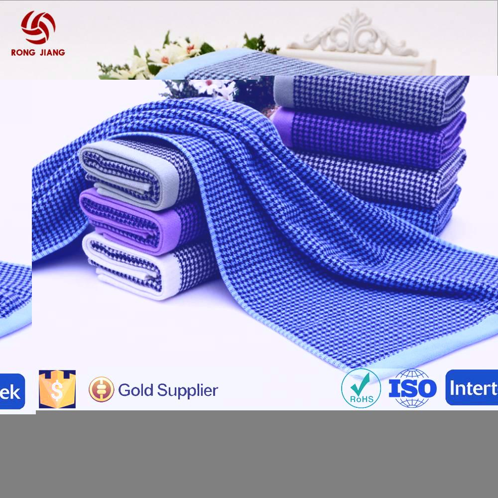 China Factory Provide Cotton Hotel Face Towel for 5 Star Hotel with Factory Pric 1
