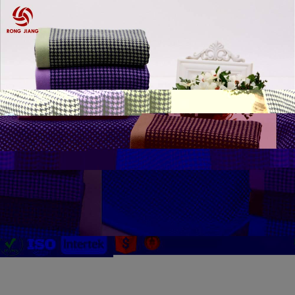 China Factory Provide Cotton Hotel Face Towel for 5 Star Hotel with Factory Pric 2