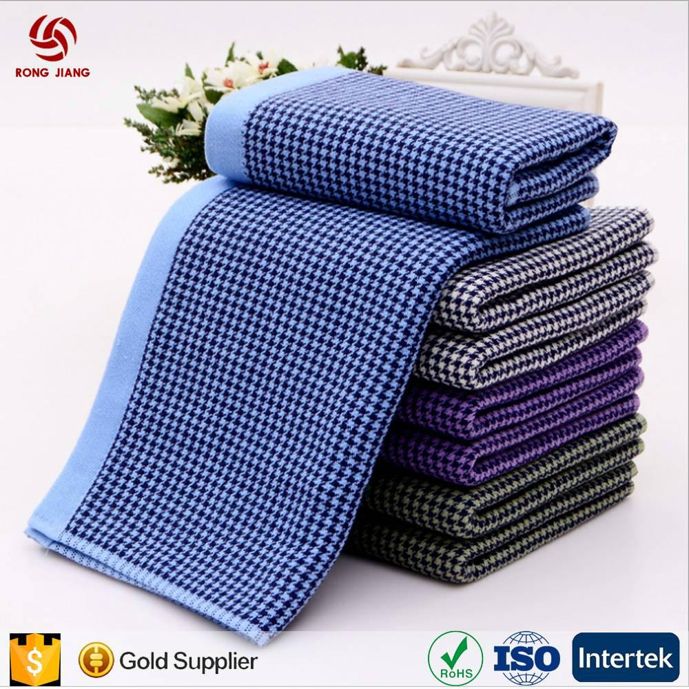 China Factory Provide Cotton Hotel Face Towel for 5 Star Hotel with Factory Pric 4