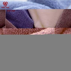 China Factory Offer High Quality 100% Cotton Towels With Customer Design and Log
