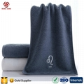 China Manufacturer Offer High Quality 100% Cotton Towels With Customer Design an 4