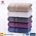 100% Cotton Face Towels for Hotel and Home with Factory price 5