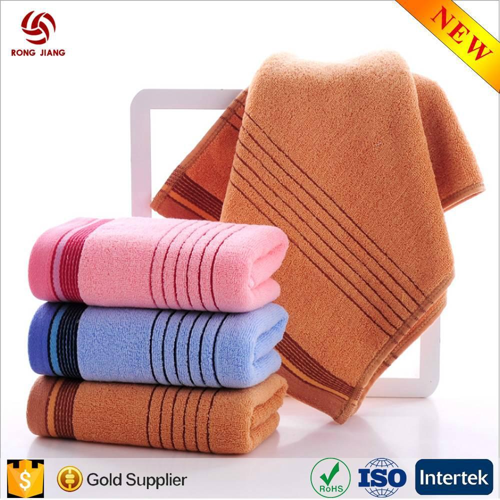 Factory price 100% Cotton Towels Cut Pile Cotton Face Towel Hand Towel 3