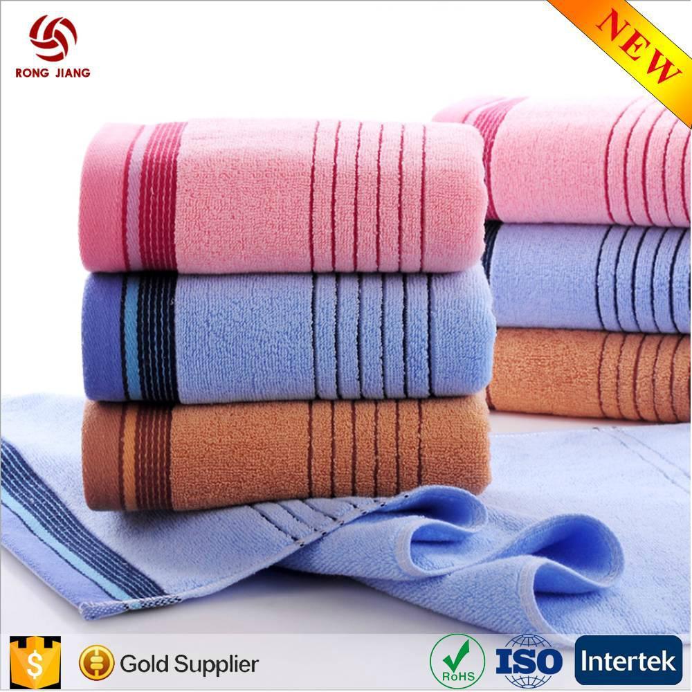 Factory price 100% Cotton Towels Cut Pile Cotton Face Towel Hand Towel 4