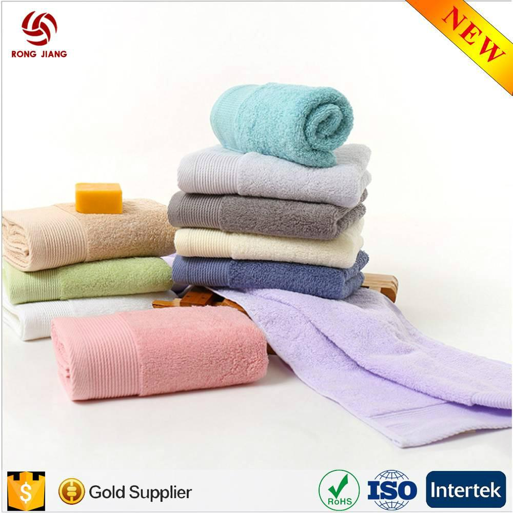 China factory offer Costomized 100% Cotton Super Quality Hotel Towel with Low Pr 4