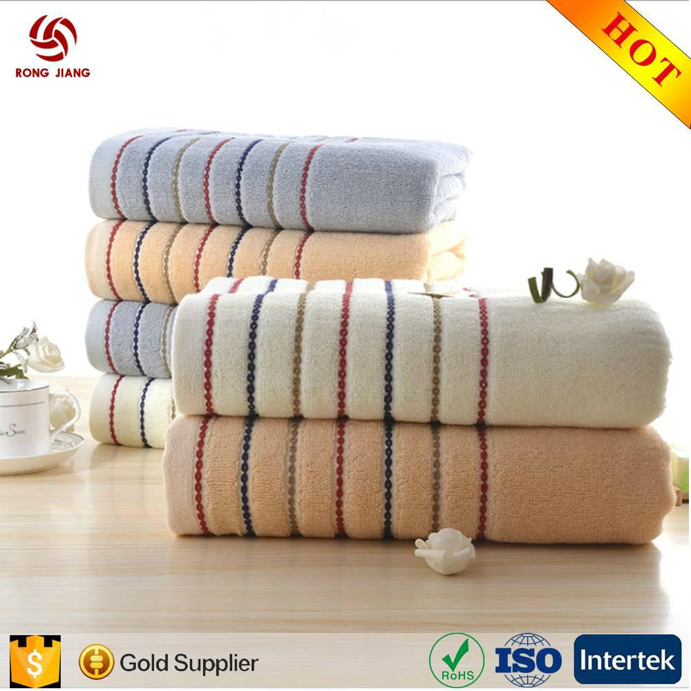 100% Cotton Hotel Towel Sets, Hotel FaceTowel and Hotel Bath Towel 3