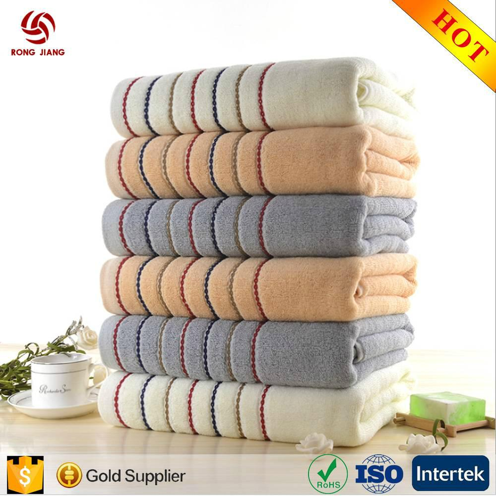 100% Cotton Hotel Towel Sets, Hotel FaceTowel and Hotel Bath Towel 5