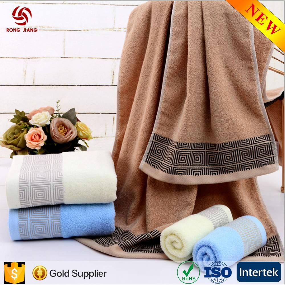 China Factory Offer Offer Super Quality 100% Cotton Face towel bath towel made i 3