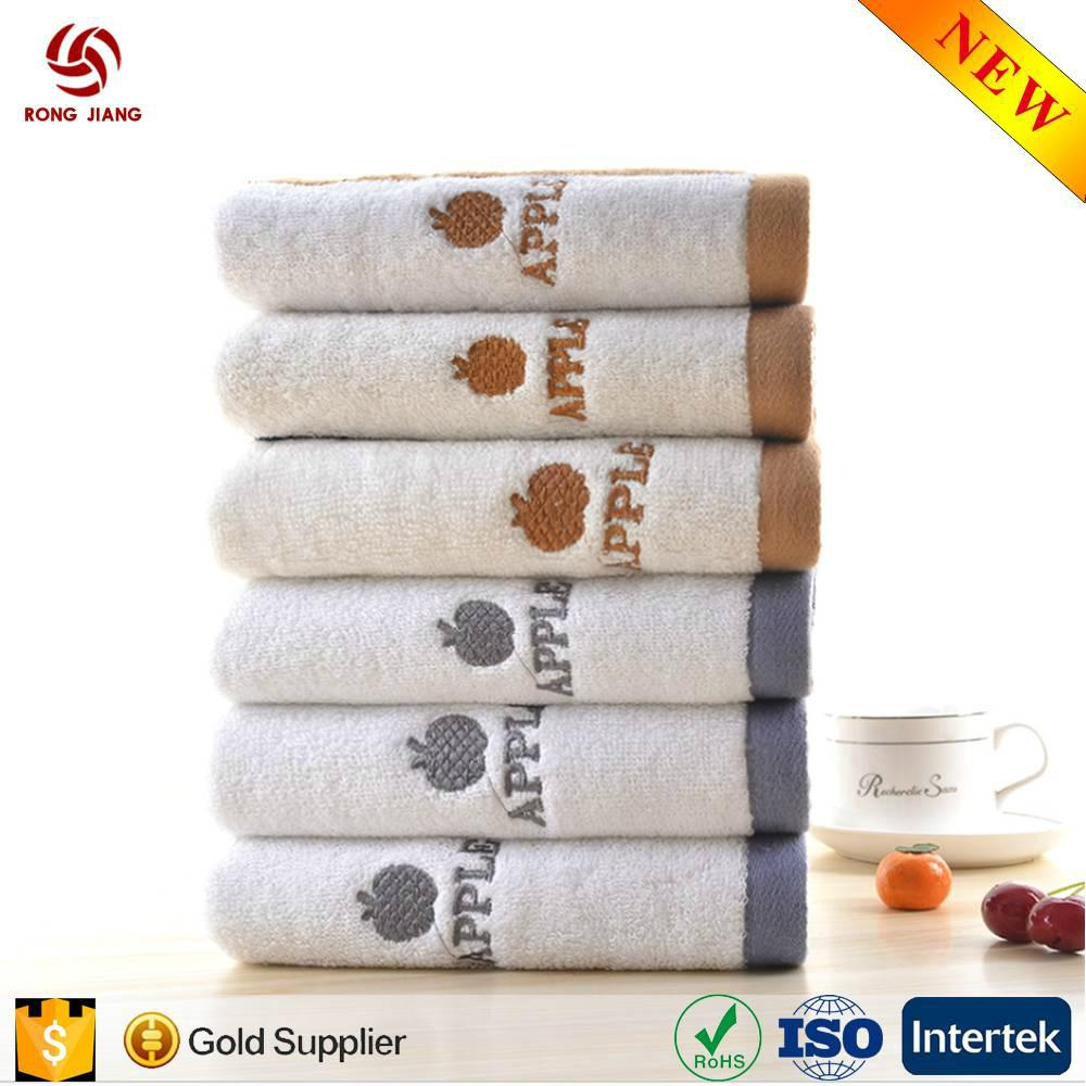 Chian Factory Offer Pure Cotton Soft Hotel Towel For 5 Star Hotel 2