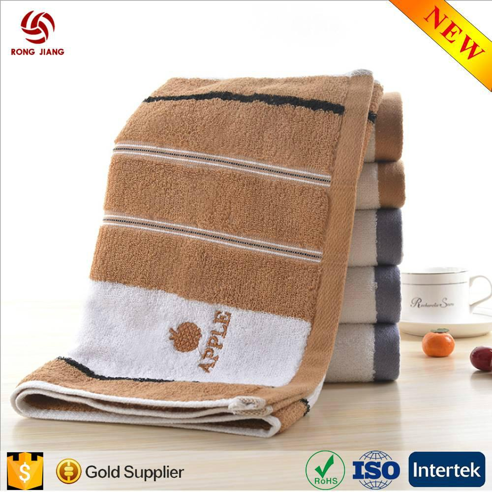 Chian Factory Offer Pure Cotton Soft Hotel Towel For 5 Star Hotel 4