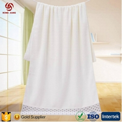 China Factory Offer High Quality 100% Cotton Hotel Towel Sets